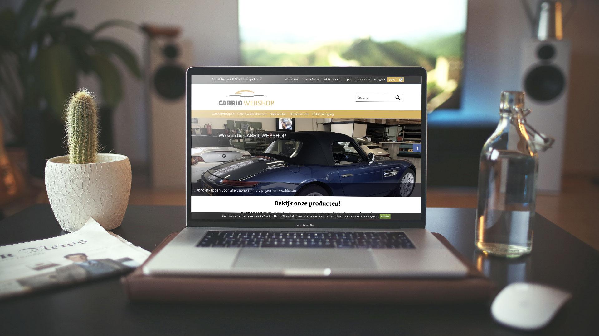 Cabrio Webshop